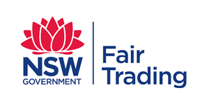 Gold Coast Fire Door Services Pty Ltd NSW Department of Fair Trading Logo