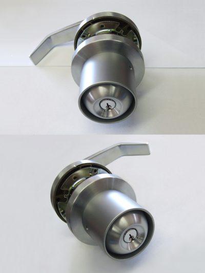 Gold Coast Fire Door Services — Hardware — Carbine knob lever lockset