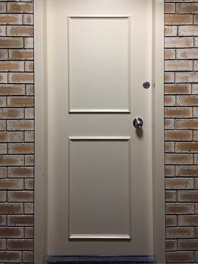 Fire-rated doors — Door with Mouldings