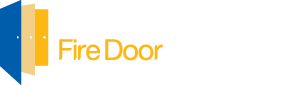 Gold Coast Fire Doors Services logo - white